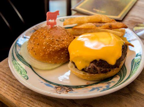 Luger burger
