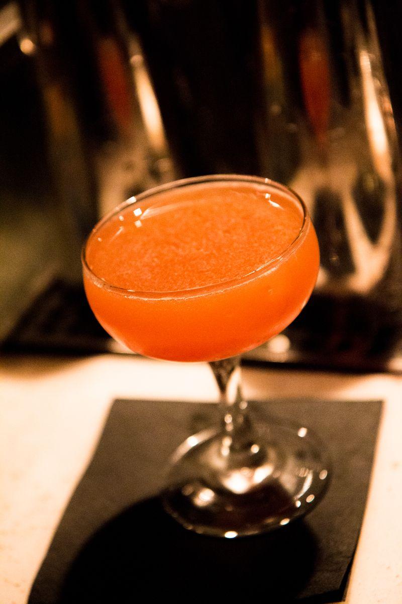 Franklin bar cocktail1