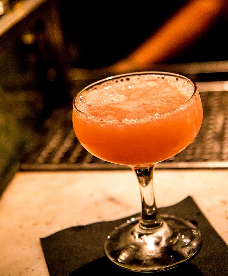 Franklin bar cocktail2