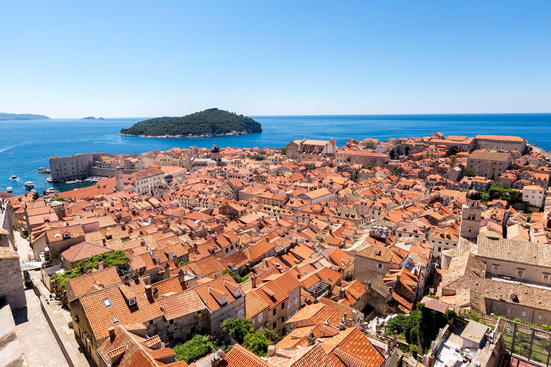 Dubrovnik wall-2