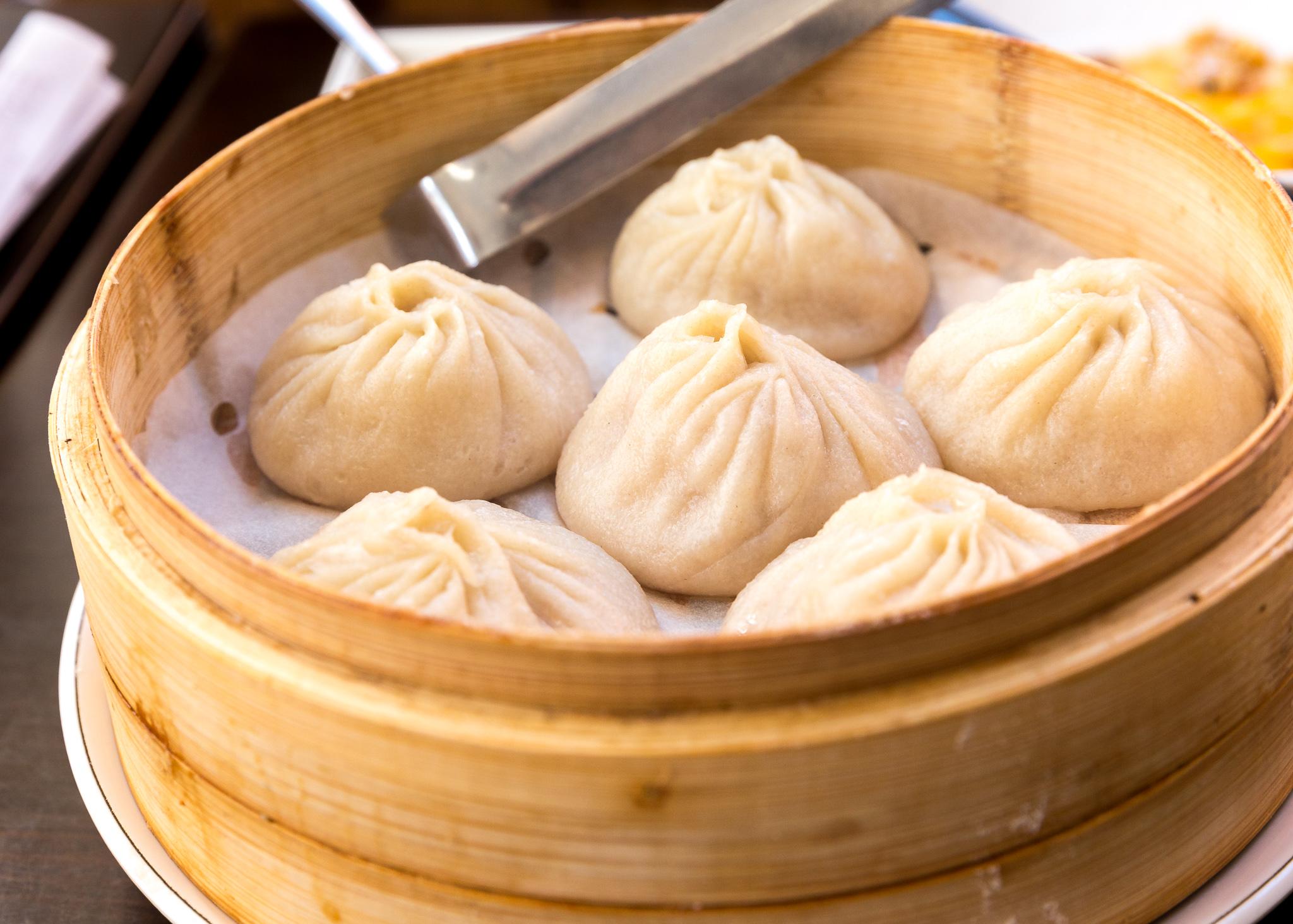 Shanghai Restaurant shao mai