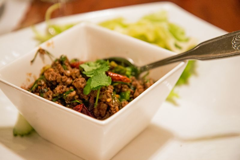 Lotus of siam northern larb
