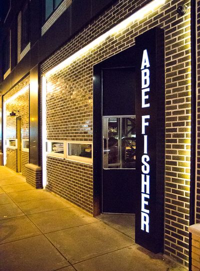 Abe fisher exterior