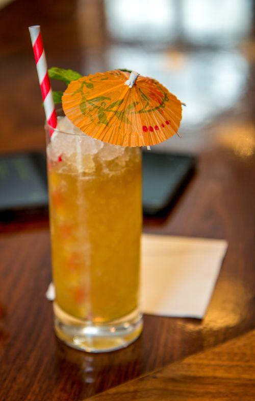Jockey hollow cocktail umbrella