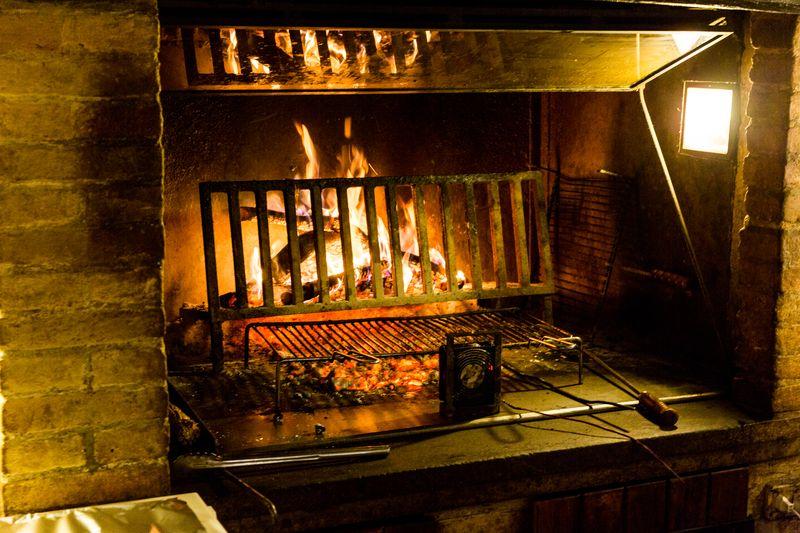 Coccorone fire