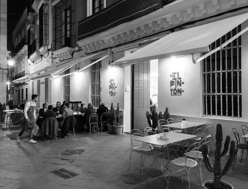 Sevilla el pinton exterior