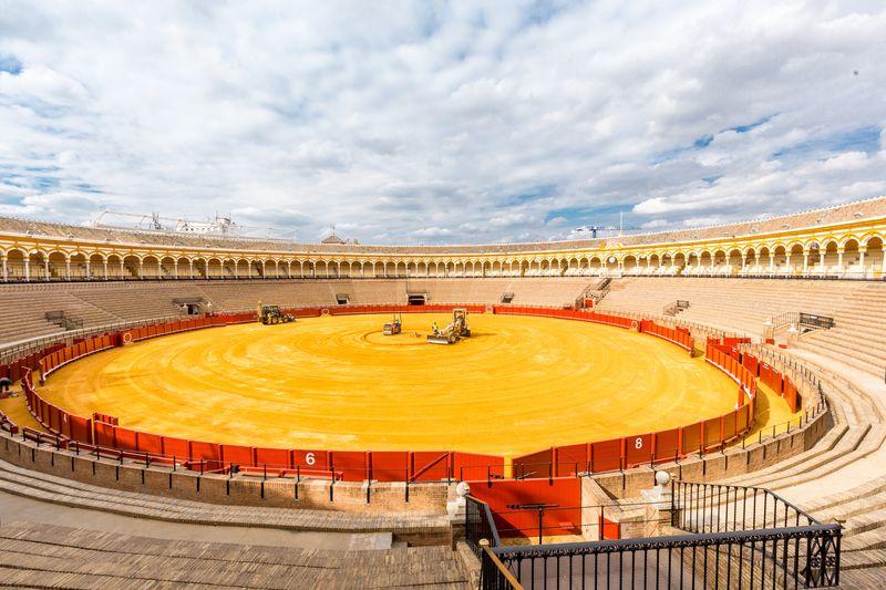 Sevilla plaza de toros