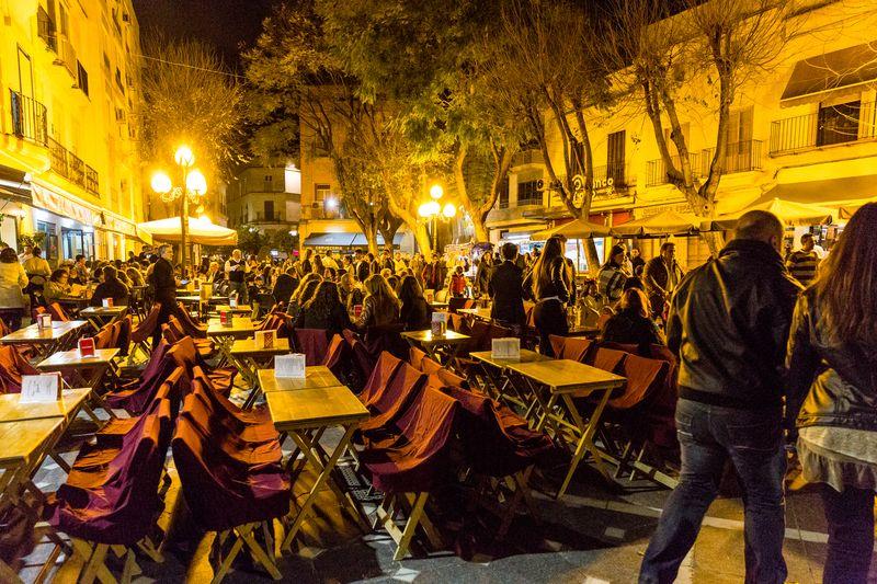 Jerez spain La taberna del holy week2