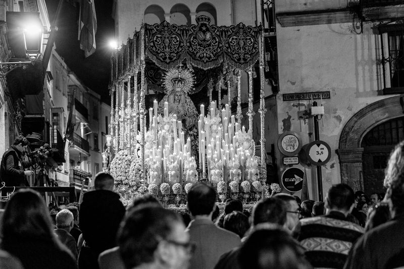 Jerez spain La taberna del holy week6