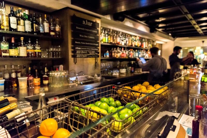A bar interior-2