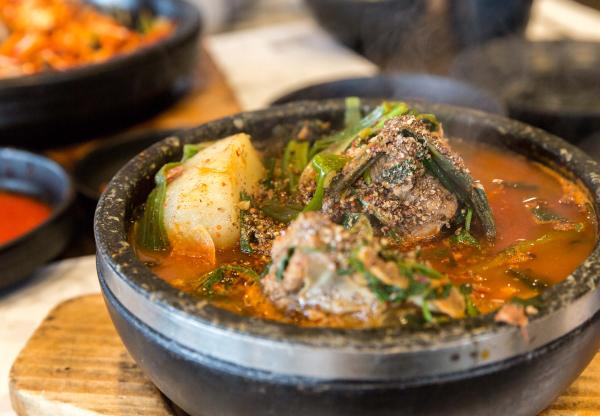 Maru Korean Bbq Restaur La Quinta