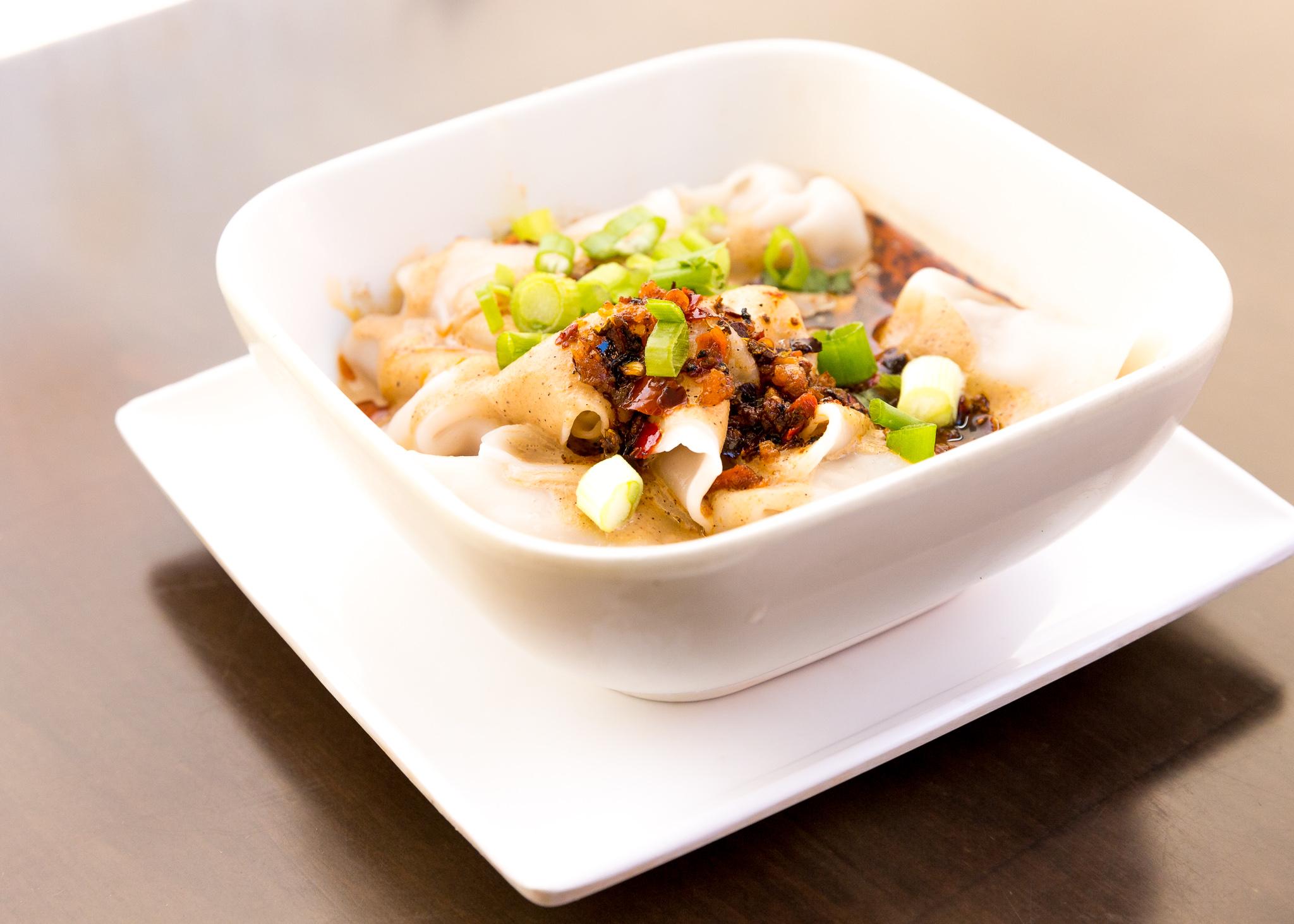 Shanghai Restaurant spicy dumpling