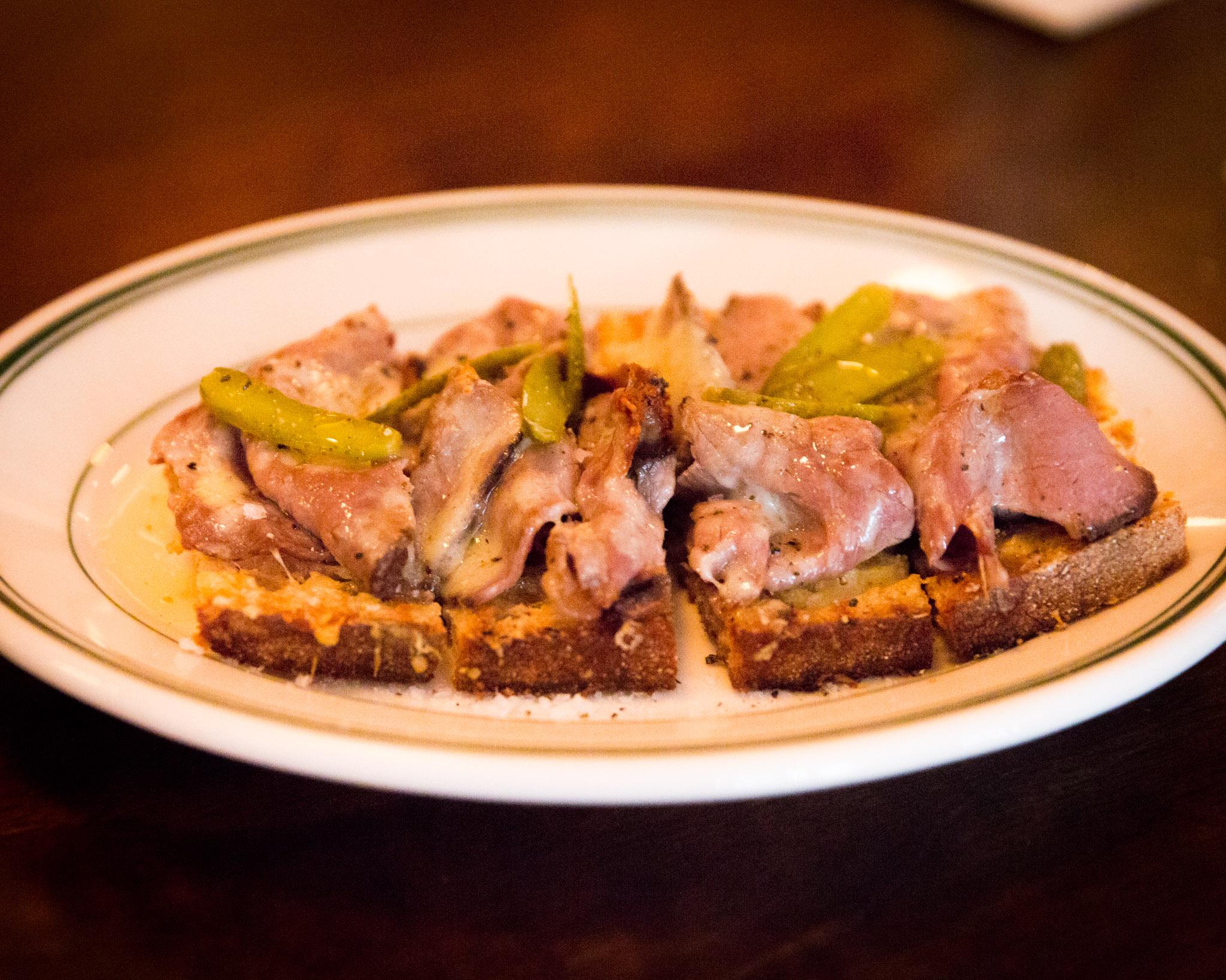 Stockade Tavern Kingston Roast Beef