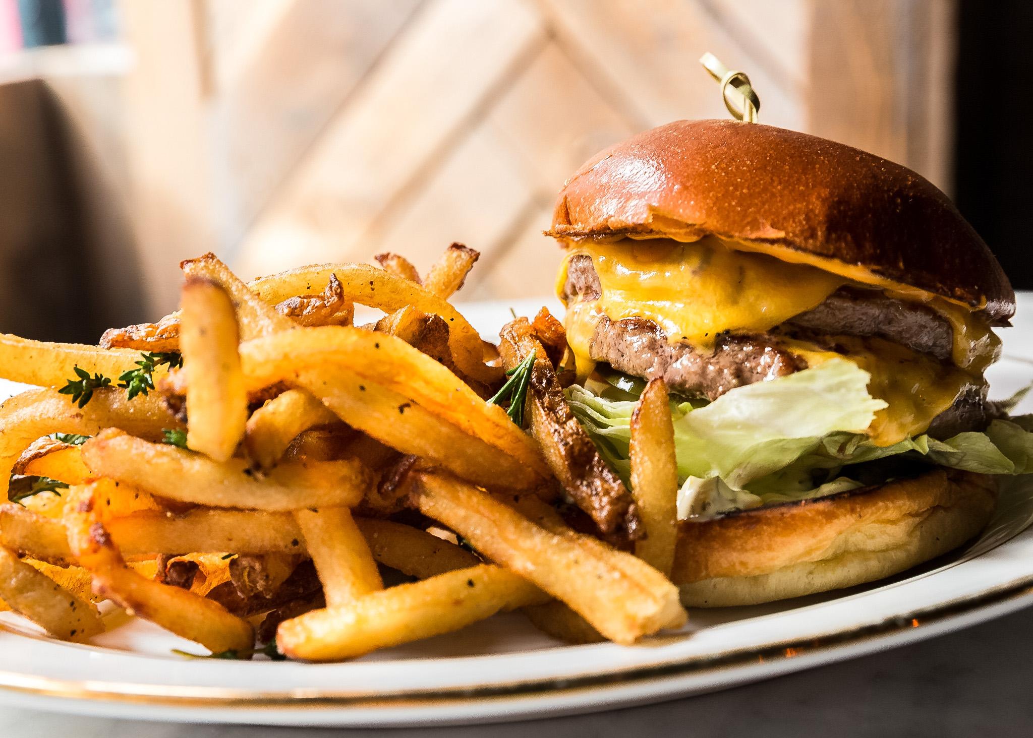 Dullboy burger