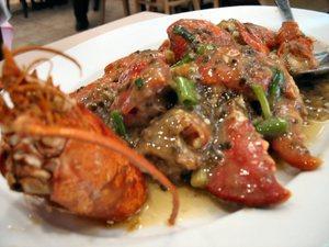 Lobster_yibin_city_spiced_wu_liang_ye